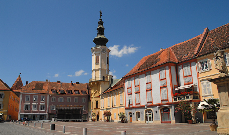 Bad Radkersburg Austria  city photo : Bad Radkersburg