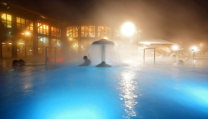 Thermal Baths in Burgenland