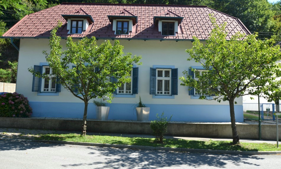 Historic house with huge potential for sale in Rechnitz.