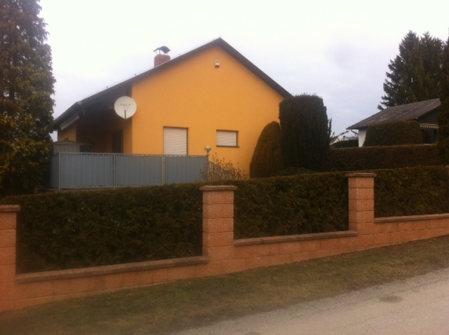Holiday house in Großpetersdorf Burgenland for sale
